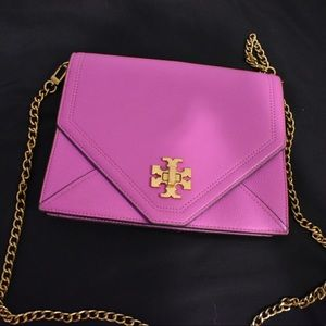 Tory Burch Pink Envelope Purse